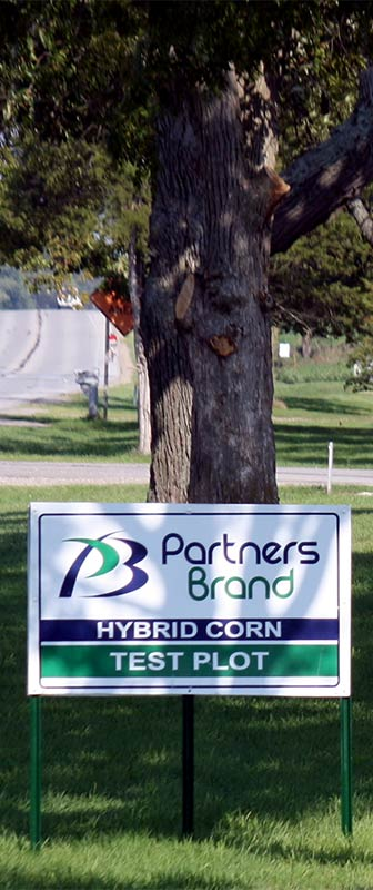 Partners Brand Seed in Howe, Indiana