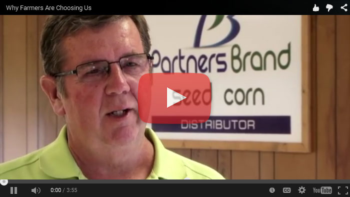 Watch our YouTube video: Why Farmers Are Choosing Partners Brand Seed